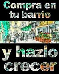 Apoya al pequeño Comercio en Villaverde