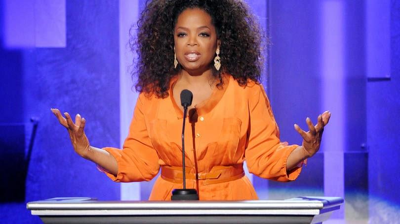 Oprah Winfrey 4° celebridade mais poderosa do mundo em 2014