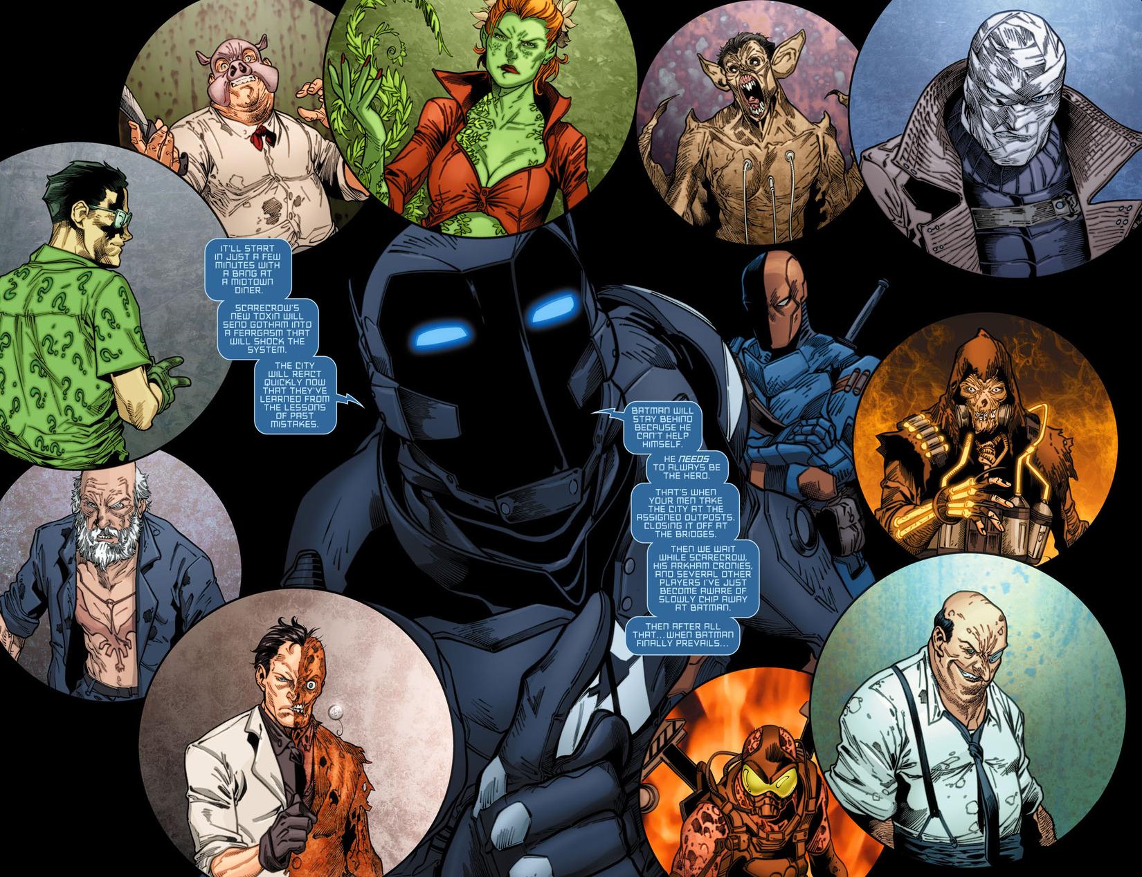 Batman: Arkham Knight [I] chap 39 pic 14