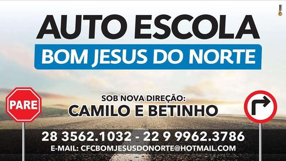 AUTO ESCOLA BOM JESUS DO NORTE