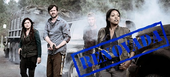 Z Nation (Syfy): Renovada temporada 2
