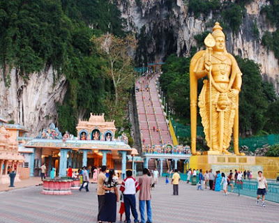 Cuevas Batu - Kuala Lumpur - que visitar