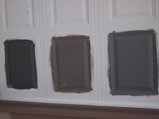 Clean kaylene how to go crazy choosing gray as your for Night owl paint color