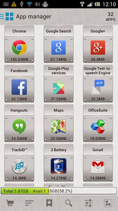 AppMgr Pro III (App 2 SD) v3.33 Patched