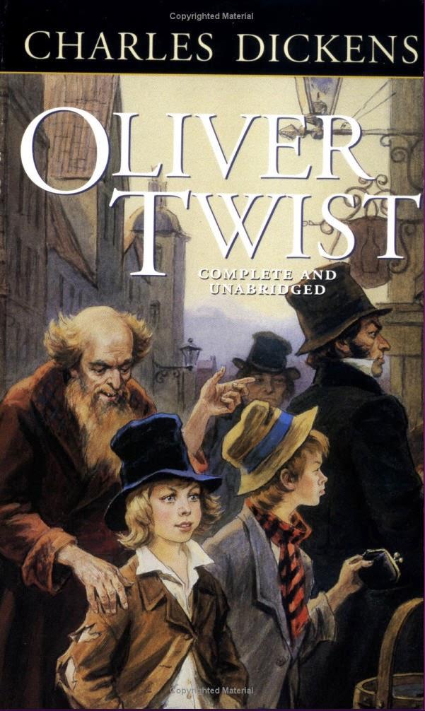 Oliver Twist موقع مسيو ماجد