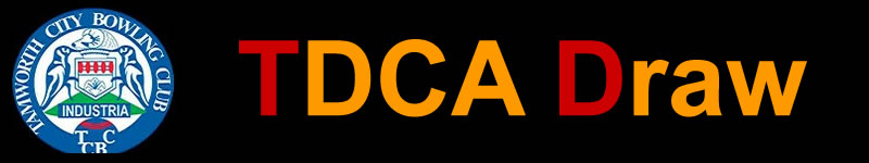 TDCA Draw 2010-11