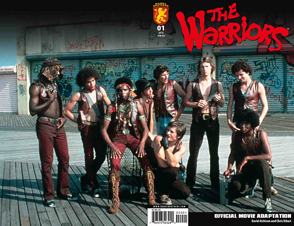 The Warriors una película de culto