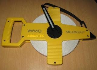 Darmatek Jual Meteran Yamayo Open Million Reel 50meter