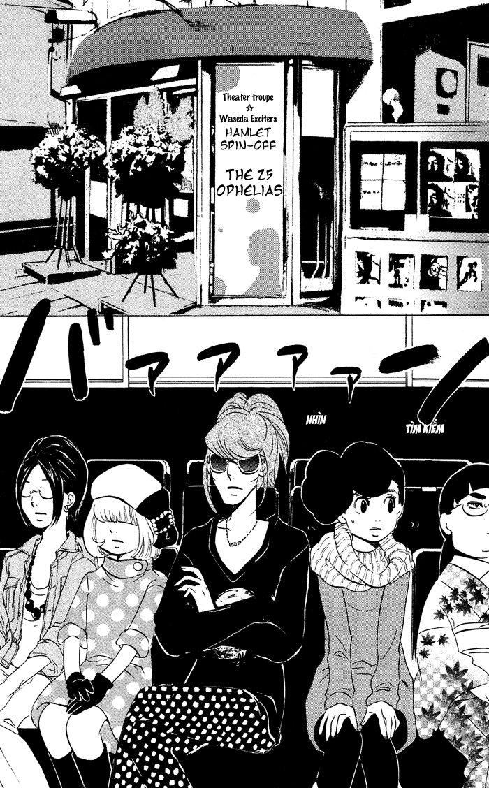 Kuragehime chap 26 - Trang 15
