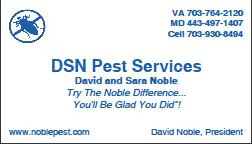 DSN Pest Services