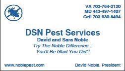 DSN Pest Services