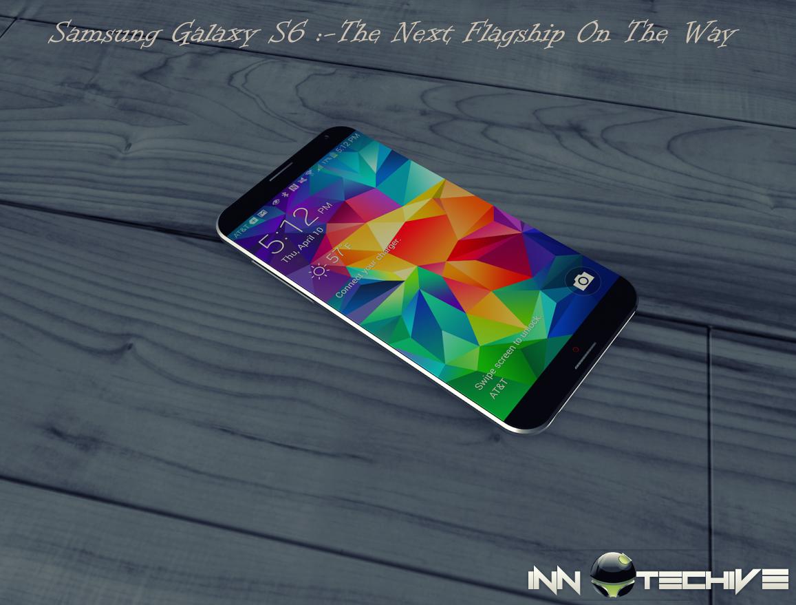 Samsung Galaxy S6 Photo Innotechive