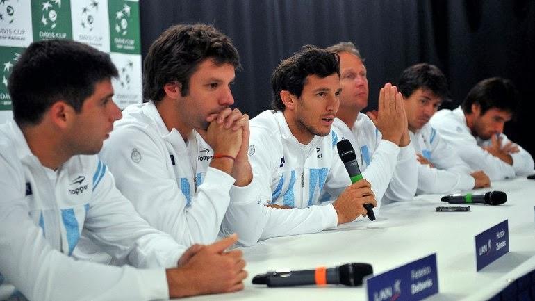 DAVIS El equipo Argentino viaja a Mar del Plata