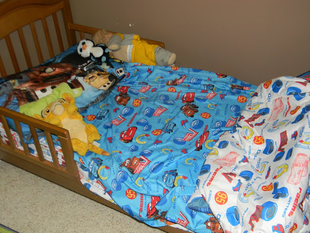 UNDONE: Bedtime Frustrations