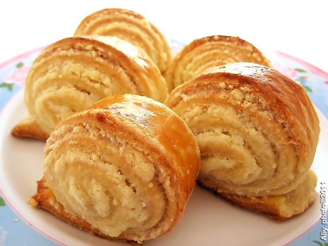 печенье гата на сметане рецепт с фото