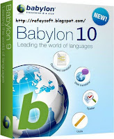 Free Download Babylon Pro 10.0.1 with Patch Full Version