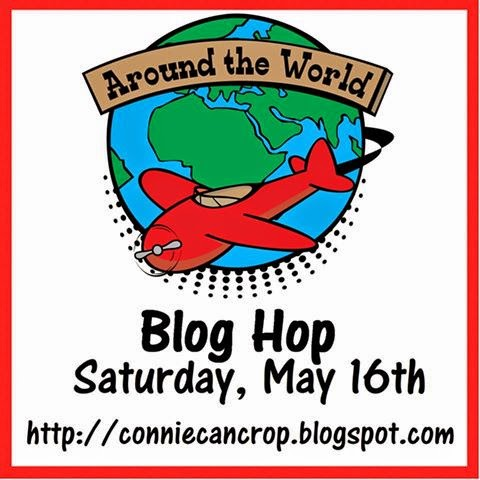 Around the World Blog Hop