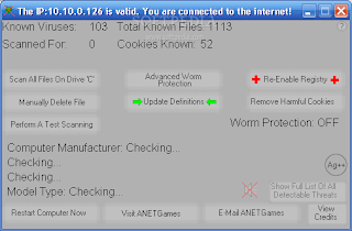 Download ANETGames Anti-Virus