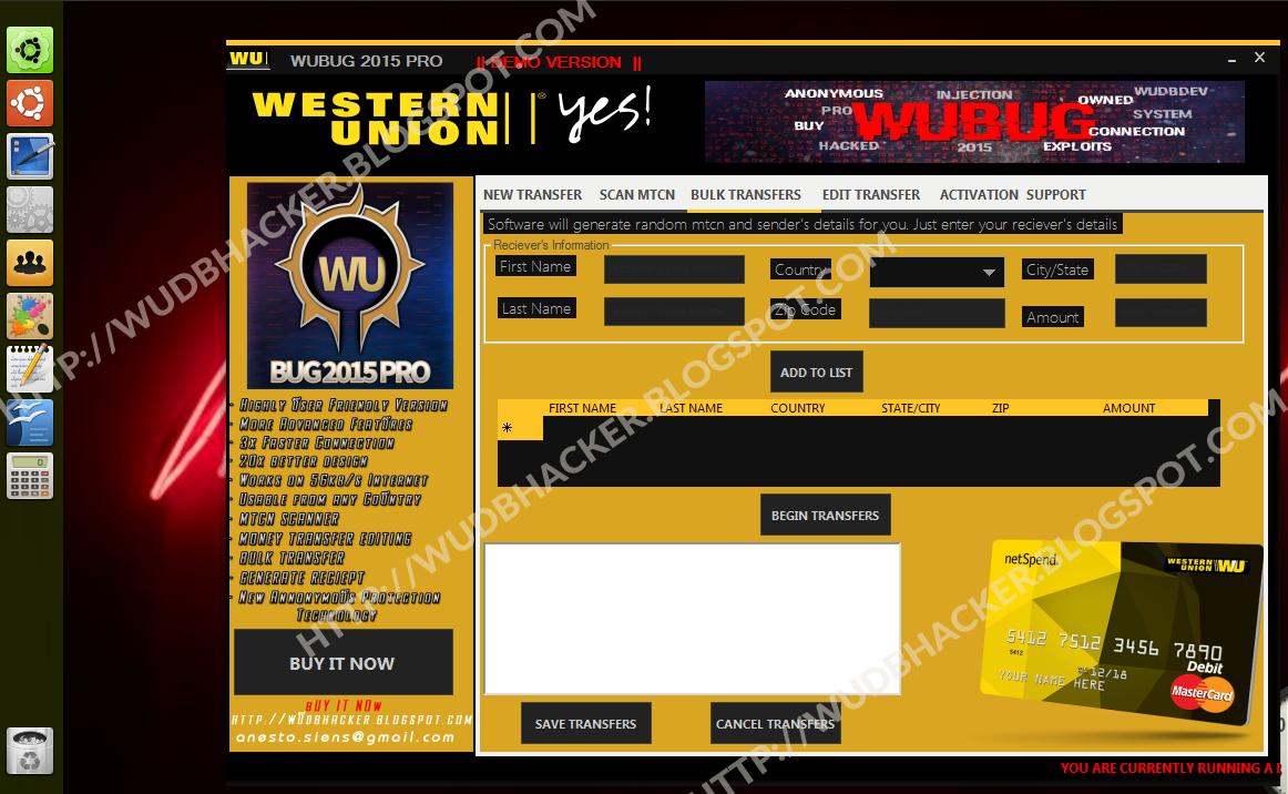 Download Western union database hacker files -