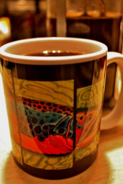 Fontinalis Rising: Mon. . . er Tuesday Morning Coffee ...