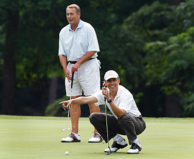 BHO w Boehner