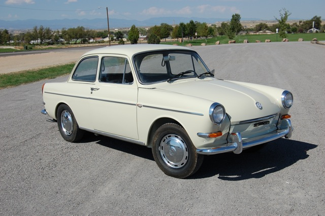 Daily Turismo 15k 1964 Vw 1500s Type 3 Notchback Survivor