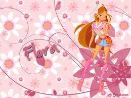 Flora Cow