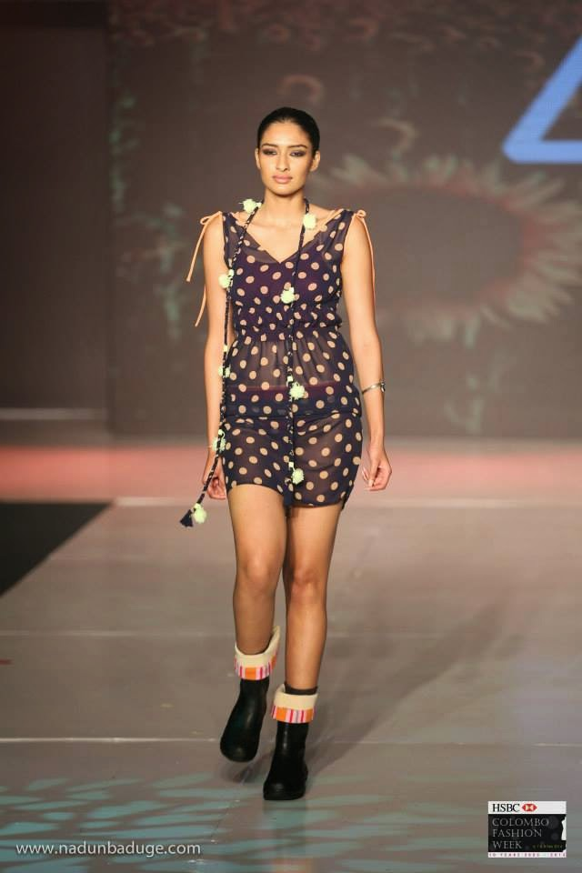 Catherine Rawson at HSBC CFW Day 3