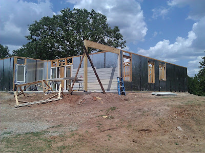 SIP Panels - Morris RAYCORE Home in OK