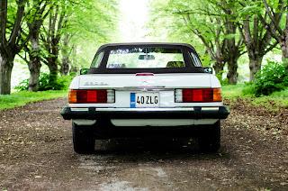03 Mercedes-Benz 560SL R107 1988