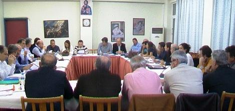 Συνεδριάσεις του Δήμου Ερμιονίδας - εν κρυπτώ και παραβύστω...