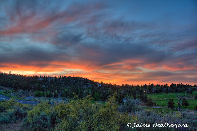 Jaime Weatherford Sunset Bend Oregon Awbrey Butte
