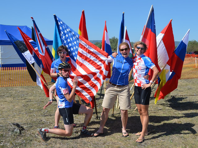 Team USA MTBO
