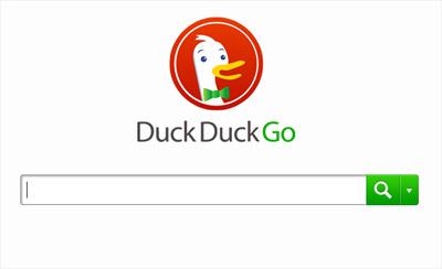 Motor de busca DuckDuckGo