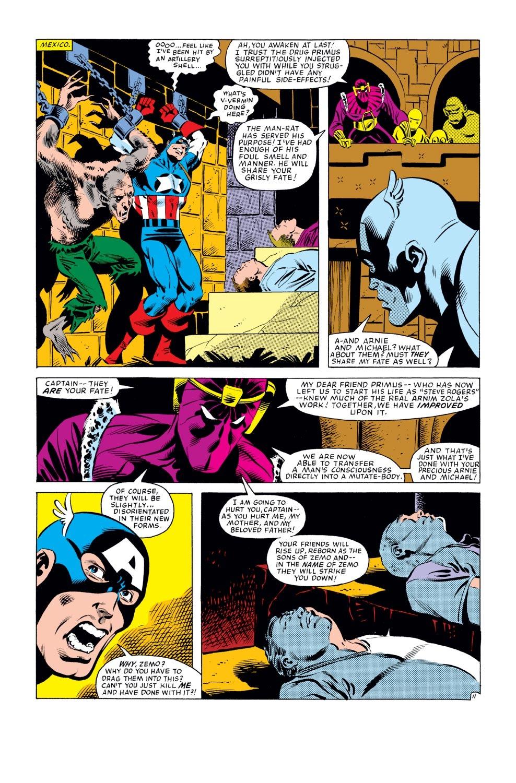 Captain America (1968) Issue #277 #193 - English 12