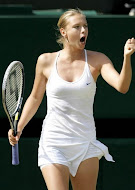 Hot Tennis Women