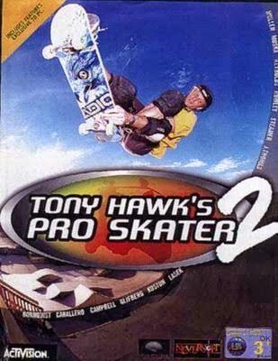Tony Hawks Pro Skater 2 game