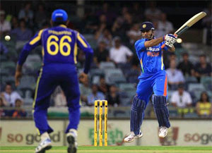 West Indies Tri Nation Series 2013's Final match – India Vs Sri Lanka.