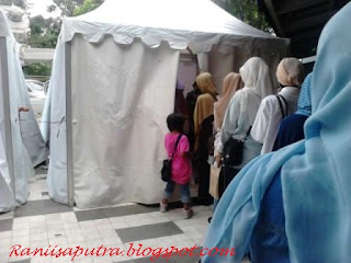 stand khusus jilbabers