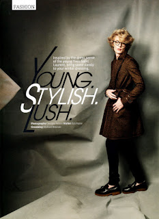 YSL - young, stylish and lush