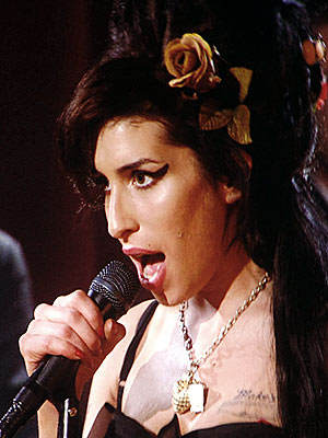 amy winehouse hair