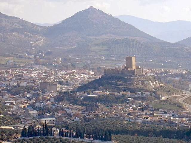 Castles in Jaén, Spain