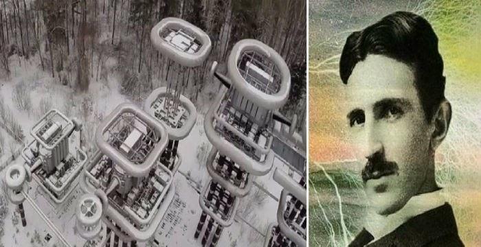 Ο Πύργος του Tέσλα αποκαλύπτεται: Mπορεί να παράγει ενέργεια για όλη την Ρωσία [Βίντεο]