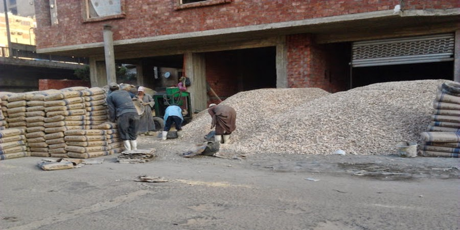 تقرير :    الإسكندرية الـ 15 في إستخراج تراخيص البناء علي مستوي المحافظات