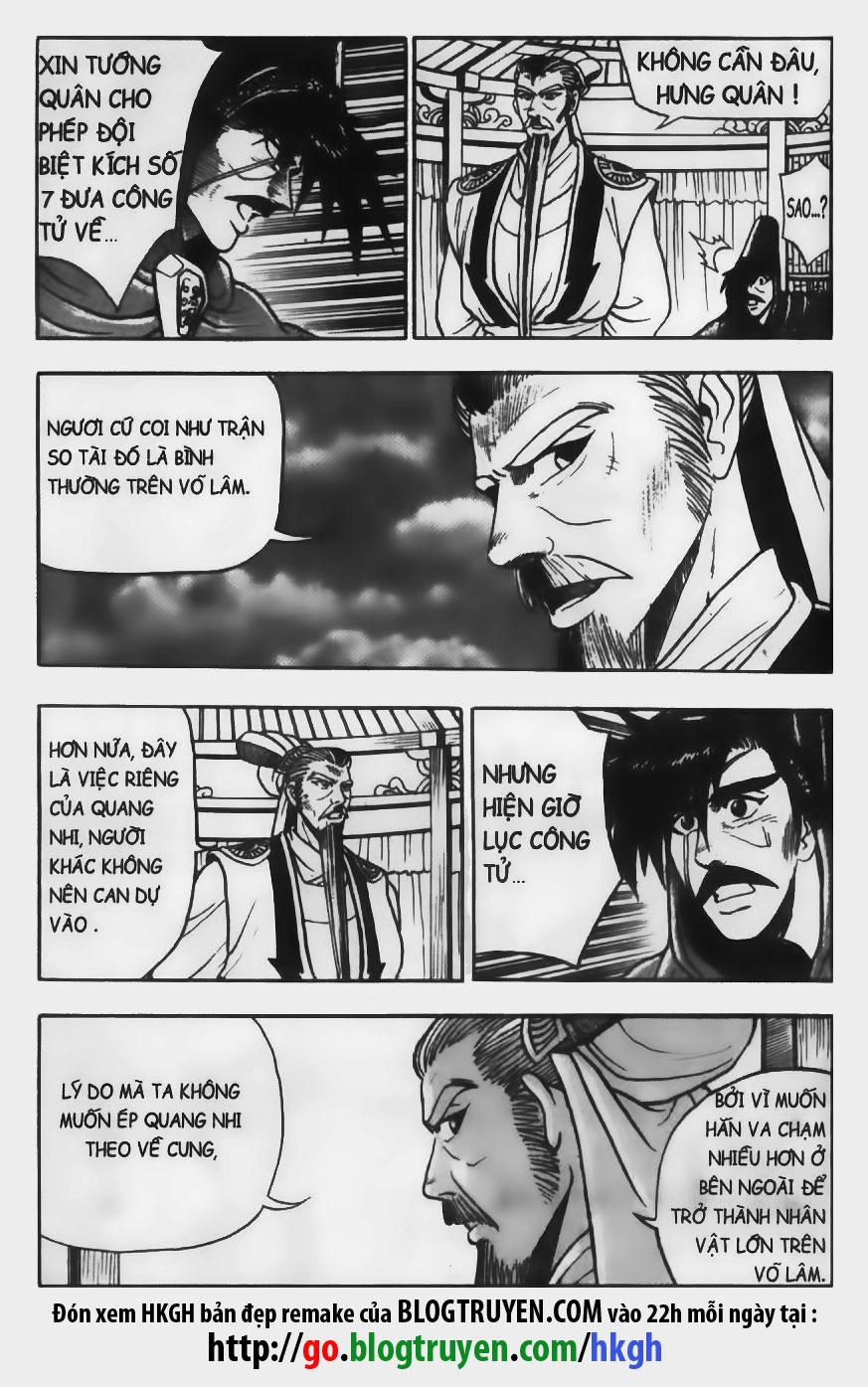 Hiệp Khách Giang Hồ chap 47 page 27 - IZTruyenTranh.com