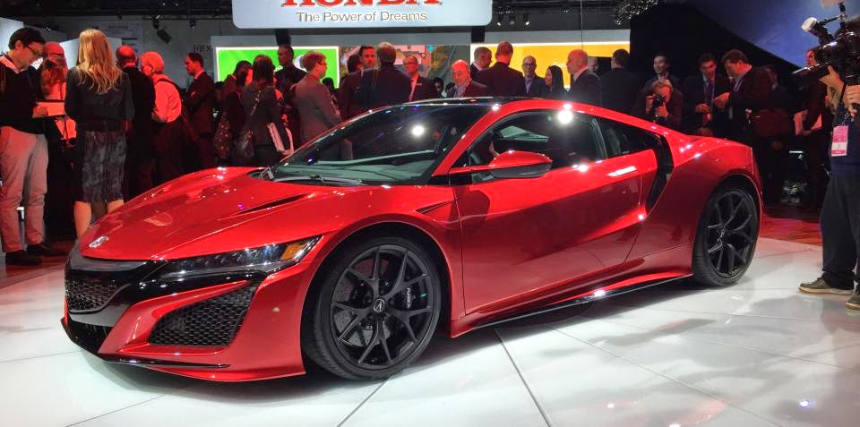 2015 Honda Nsx Design And Price New Car Design And Price