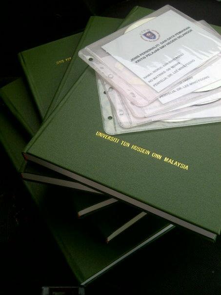 thesis uthm 2012