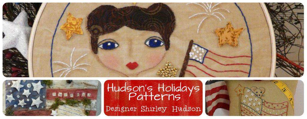 Hudson's Holidays - Designer Shirley Hudson