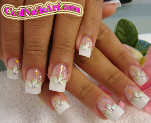 Amazing Nail Art Designs For Prom