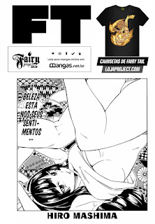 Fairy Tail 509 Mangá Português leitura online